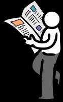 NewspaperFreehand Image
