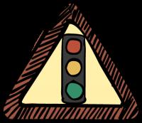Traffic signalFreehand Image