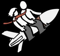 RocketFreehand Image