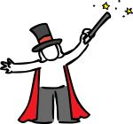 download free Magician image