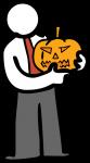 Halloween freehand drawings