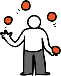 download free Juggling image