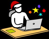 ChristmasFreehand Image