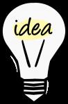Bulb freehand drawings