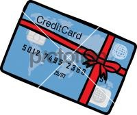 Credit cardFreehand Image