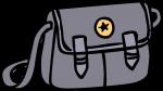 Bag freehand drawings