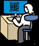 download free Qr code image