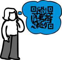 Qr codeFreehand Image
