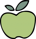 Apple freehand drawings