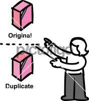 DuplicateFreehand Image