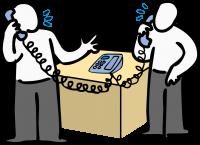 TelephoneFreehand Image
