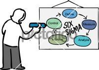 Six SigmaFreehand Image