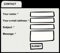AddressFreehand Image
