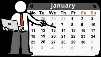CalendarFreehand Image