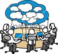 Cloud computingFreehand Image