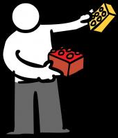 LegoFreehand Image