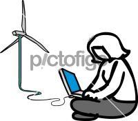 Alternative energyFreehand Image