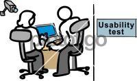 Usability testFreehand Image