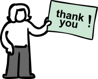 Thank youFreehand Image