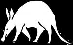 Aardvark freehand drawings