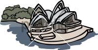 Opera house sydney australiaFreehand Image