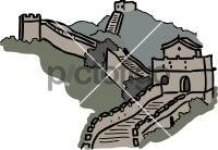 Big wall of chinaFreehand Image