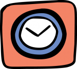 download free Clock image