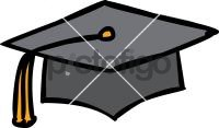 GraduationFreehand Image