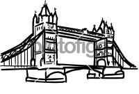 London bridge london ukFreehand Image