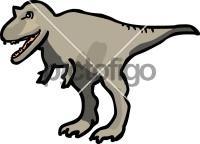 dinosaurFreehand Image