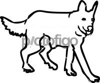 DogFreehand Image