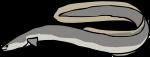 Eel freehand drawings