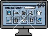 E-Commerce SiteFreehand Image