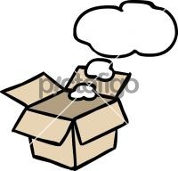 Think Out Of The BoxFreehand Image