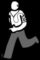JoggingFreehand Image