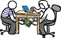 BribeFreehand Image