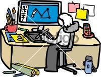 Graphic DesignerFreehand Image