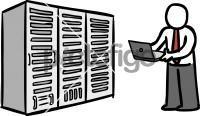 ServerFreehand Image