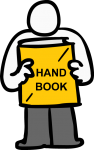 Handbook freehand drawings