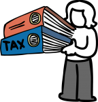 Tax freehand drawings