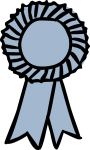 Ribbon badge