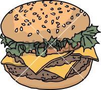 HamburgerFreehand Image