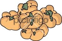 Pepperoni Garlic KnotsFreehand Image