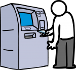 Atm freehand drawings
