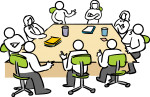 download free Meeting image