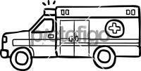 AmbulanceFreehand Image