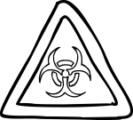 Biohazard freehand drawings