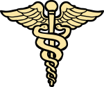 caduceu freehand drawings