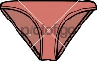 Bikini bottom womenFreehand Image