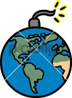 Global warmingFreehand Image